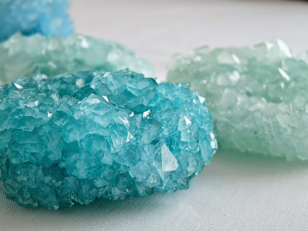article, crystal, and green image