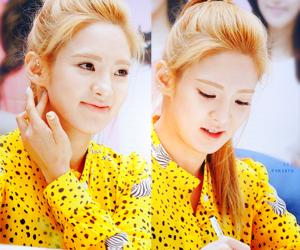 hyoyeon, snsd, and cute image