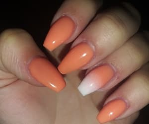 glossy, nails, and ready for summer image
