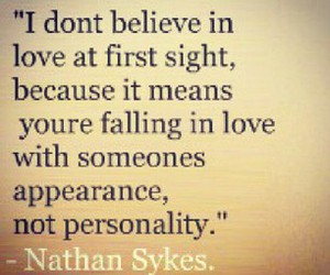 quote, nathan sykes, and cute image