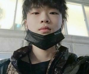 korea, asian boy, and ash island image