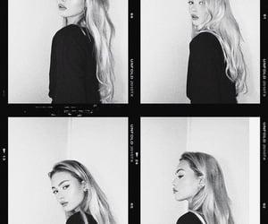 aesthetic, alternative, and black&white image