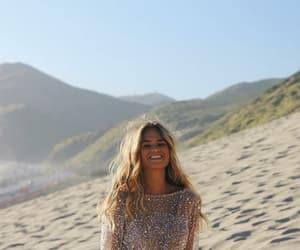 beautiful, blonde, and desert image