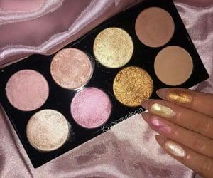 makeup, highlight, and highlighter image