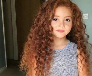 beautiful, long hair, and cute image