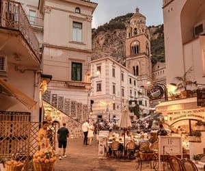 italy, city, and summer image