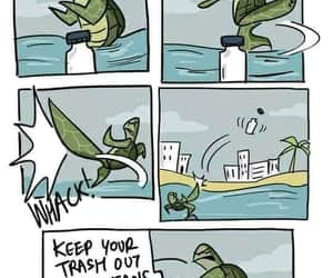 funny, humor, and ocean image