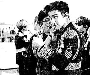 super junior, e.l.f, and siwon image
