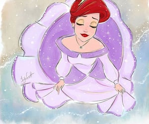 princess, art, and disney image
