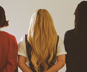 aesthetic, artsy, and back of head image