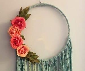 boho and roses image