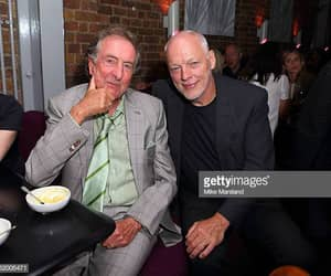 david gilmour, Eric Idle, and monty python image