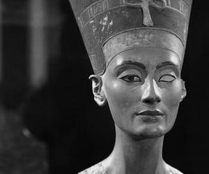 ancient, nefertiti, and Powerful image