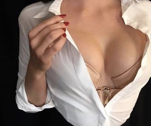 aesthetic, boobs, and girls image