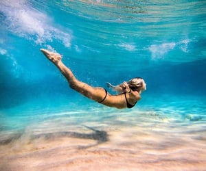 aesthetics, dive, and travel image