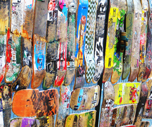 skate, made in italy, and skateboard image