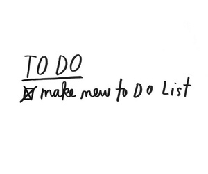 list, my life, and to do image