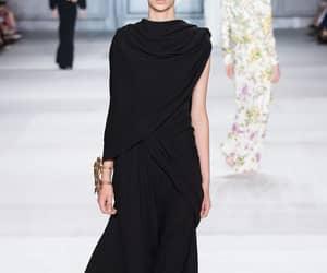 chic, fashion, and Giambattista Valli image