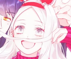 aesthetic, anime girl, and matching icons image