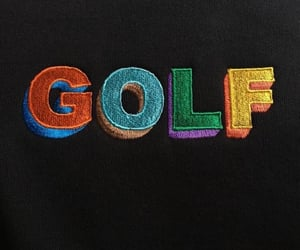 golf, golf wang, and aesthetic image
