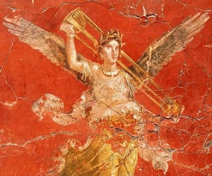 ancient, angel, and art image