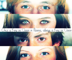 *-*, anna popplewell, and blue eyes image