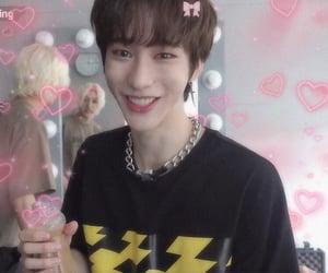baby boy, boyfriend, and pink image