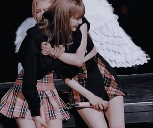 aesthetic, k-pop, and lisa image