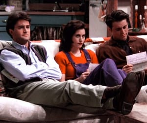 90's, chandler, and chandler bing image