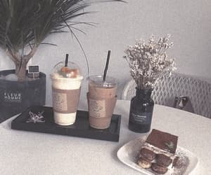 aesthetic, theme, and cafe image