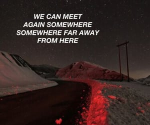 aesthetic, album, and Lyrics image
