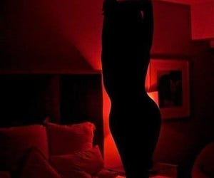 red, body, and sexy image