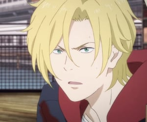 anime, ash lynx, and banana fish image