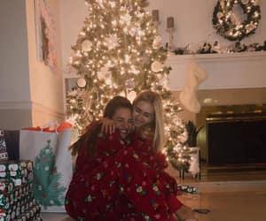christmas tree, kenzie ziegler, and mackenzie ziegler image