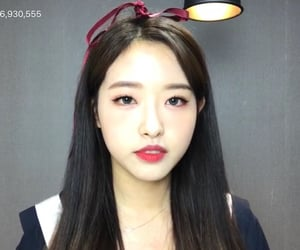 kpop, hyejoo, and loona image
