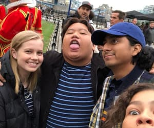 zendaya, Marvel, and flash thompson image