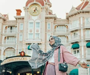 dz, girl, and travelling image