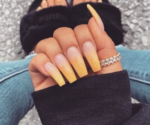 inspiration and nails image