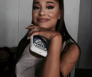 ariana grande, icon, and layout image