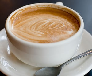 coffee, drink, and breakfast image