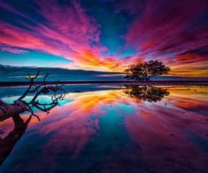 belleza, exteriores, and colores image