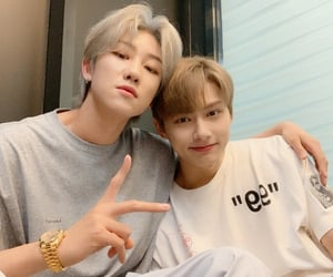 Seventeen, jun, and minghao image