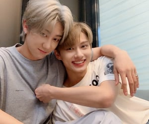 jun, the8, and Seventeen image