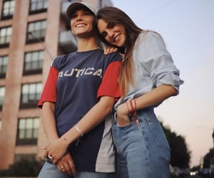girls, lesbian, and model image