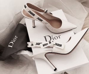 shoes, dior, and girl image