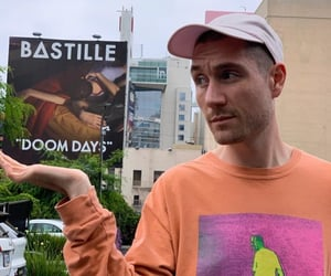 bastille, dan smith, and doom days image