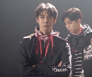 doyoung and nct image