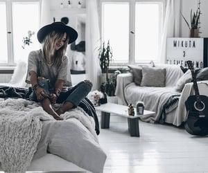 girl, fashion, and design image