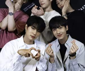 knk, heejun, and dongwôn image