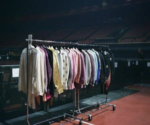 Harry Styles and tour suits image